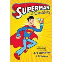 英文原版 超人 Superman Of Smallville Dc Zoom 超级英雄 少儿绘本漫画书 儿童英语故事书读