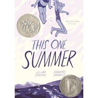 The Caldecott Medal Honor Books 2015: This One Summer    ISBN:9781596437746