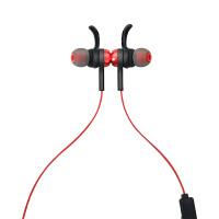 酷隆沃品系列蓝牙4.2芯片磁吸入耳式无线运动蓝牙耳机防汗防水