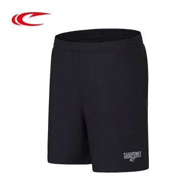赛琪夏季新款男士篮球五分裤运动短裤户外跑步梭织短裤弹性运动裤