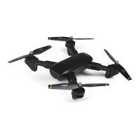 光流定高双摄像头高清航拍遥控飞机折叠无人机drone智能玩具返航 抖音