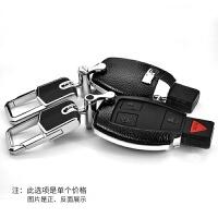 奔驰钥匙套适用C级扣C200L包gla220壳glc260 Cla S级钥匙包保护套