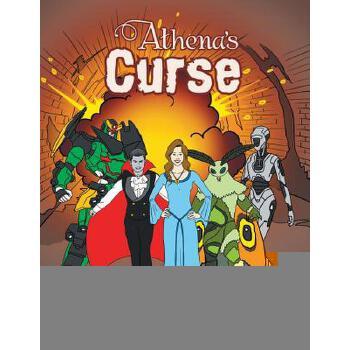 【预订】Athena's Curse 预订商品,需要1-3个月发货,非质量问题不接受退换货。