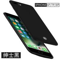 iphone7背夹充电宝苹果7plus电池X背夹式8专用7P超薄手机壳无线冲大容量6s手机壳一体便携