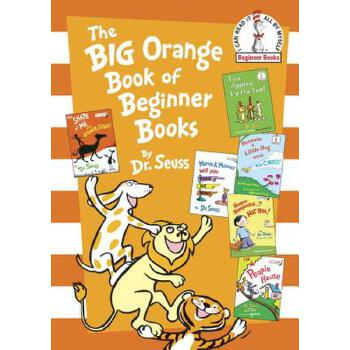 【预订】The Big Orange Book of Beginner Books