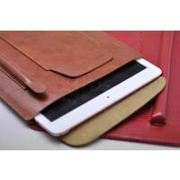 教育版iPad6 9.7寸平板保护套 全包苹果笔收纳防丢 内胆包直插袋