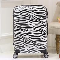 镜面拉杆万向轮旅行李箱男女登机箱子箱包抗压20寸24寸28寸