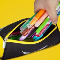 马培德笔袋 大容量桶装收纳袋创意个性学生文具盒男女中小学生初中生文具袋