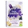 奥地利小皮Little Freddie蓝莓香蕉七种谷物米粉水果谷物米糊6月+