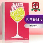 BJ单身日记 英文原版小说 Bridget Jones's Diary 英文版原版书籍 Picador Classic