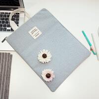 苹果笔记本电脑macbook air内胆包 小米手提保护袋套12寸13.3寸 13寸