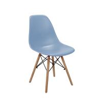 北欧餐椅伊姆斯椅子现代简约创意椅家用成人塑料靠背椅办公书桌椅