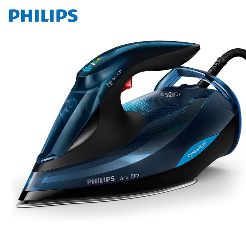 Philips\飞利浦蒸汽电熨斗 GC5034/28 原装智能温控蒸汽控制 家电自营