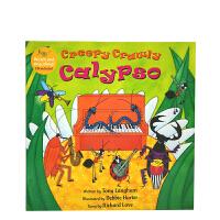 Creepy Crawly Calypso (A Barefoot Sing along)