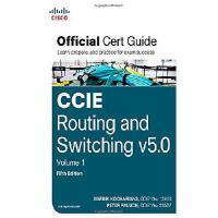 【预订】CCIE Routing and Switching V5.0 Official Cert Guide, Vo