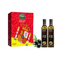 阿戈力特级初榨橄榄油巴萨礼盒1000ml*2