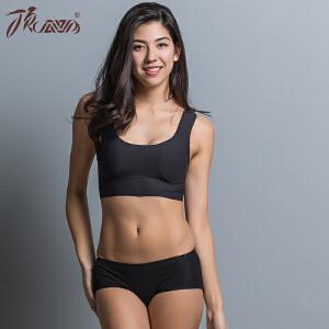 顶瓜瓜文胸内衣立体纯色全罩杯性感文胸女士侧收调整型聚拢运动型