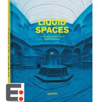 Liquid Spaces 流体空间 布景装置艺术设计图书 户外空间艺术  空间装置设计图书籍