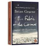 宇宙的结构 英文原版 The Fabric of the Cosmos 宇宙的琴弦续篇 时空和宇宙的物理学 英文版进口