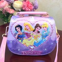 白雪公主儿童小包斜挎包迷你包2017小女孩的包包手提包