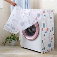 加厚防水波轮洗衣机罩家用全包防尘罩布滚筒式全自动防晒洗衣机套