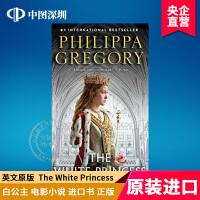 现货英文原版 The White Princess 白公主 电影小说 进口书 正版