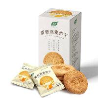 中粮悦活 麦麸燕麦饼干200g