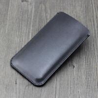 超薄品胜移动电源保护套薄彩2代 二 2S pro充电宝收纳包袋子皮套 羊皮纹 黑色 单层