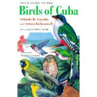 【预订】Field Guide to the Birds of Cuba: Science, Art, and the