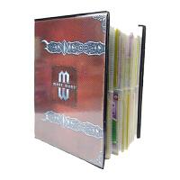 百兽大战赛尔号卡片游戏王收藏册卡包机甲英雄卡片牌卡套 现货秒发