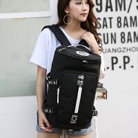 三用包行李包帆布书包女韩版大容量双肩包男健身背包多功能旅行包