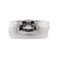 丰田迎宾灯皇冠 锐志汉兰达凯美瑞 卡罗拉改装专用LED装饰投影灯