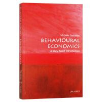 牛津通识读本 行为经济学 英文原版 经济读物 Behavioural Economics Michelle Badde