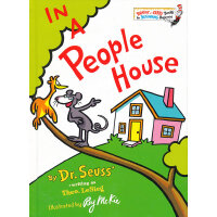 In a People House (Bright & Early Books) [Hardcover] by Dr.