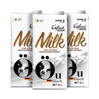 欧诺鲜低脂牛奶1L(德国原装进口)*12