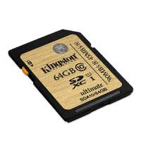 Kingston金士顿 64GB SD卡 SDXC 64G Class10 90m/s 土豪金 SD 64G 90M