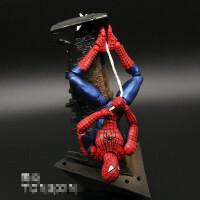 超凡蜘蛛侠山口式FIGMA电影版可动手办模型场景玩具人偶