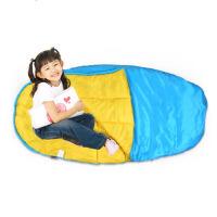 春夏季薄款保暖空调被户外睡袋 室内儿童睡袋春秋防踢被 大童