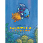 Rainbow Fish Finds His Way 彩虹鱼系列:彩虹鱼迷路了ISBN9780735840072