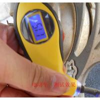 汽车轮胎压计数显胎压计 LED灯胎压表 电子数字气压表 汽车气压表
