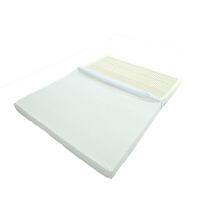 泰��天然乳�z床�|�M口橡�z�5cm1.8m榻榻米席��1.5米微瑕 平面7.5cm裸�|+�忍� 密度85D可定制