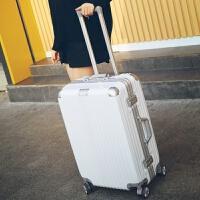 铝框行李箱拉杆箱女万向轮24旅行箱男潮密码箱子26寸韩版学生20