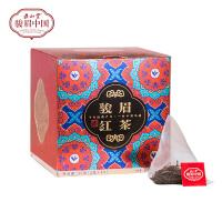 【领�涣⒓酢课谶詹枰� 潮young茉莉绿茶45g盒装三角袋泡弄浓香型花草茶