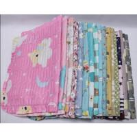 纯棉儿童枕头套幼儿园30*50 枕套小学生枕套35X55拉链枕皮1个