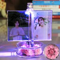 生日礼物女生情人节送女友情侣闺蜜diy照片定制韩国创意新奇礼品