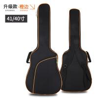 ?加厚加棉民谣木吉他包38寸39寸40寸41寸双肩琴包防水背包袋吉他套
