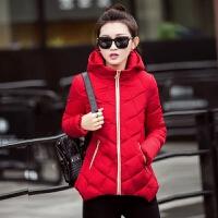20180515203109931冬季新款棉衣女短款时尚A字版棉袄羽绒韩版
