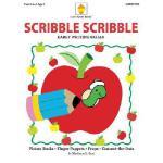 【预订】Scribble Scribble: Early Writing & Readiness Skills Pra