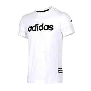 ADIDAS阿迪达斯 男子训练运动休闲短袖T恤 AP6499 AP6500