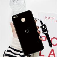 红米4x手机壳redm虹米x4保护套MAE136硅胶软壳 5.0寸软壳redmi 4x